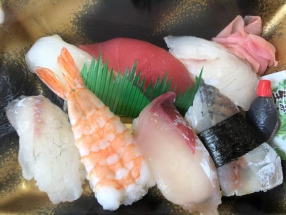 水道筋の魚屋さんが提供する惣菜とお寿司・刺身がおすすめの大谷商店さん!